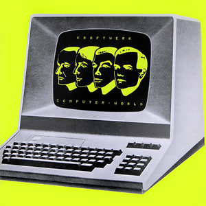 <i>Computer World</i> 1981 studio album by Kraftwerk