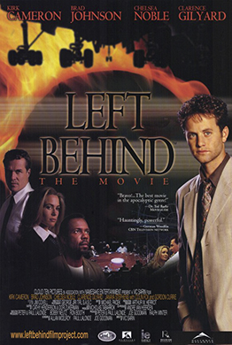 Picture of a movie: Left Behind: The Movie