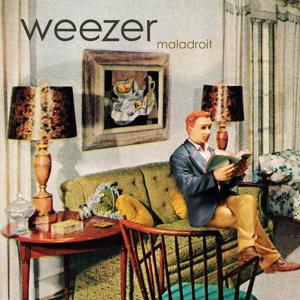 <i>Maladroit</i> 2002 studio album by Weezer
