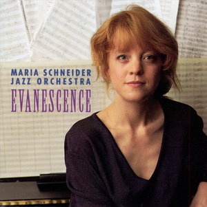 Image result for Maria Schneider and her jazz orchestra from her 1994 Enja Records recording 'Evanescence'