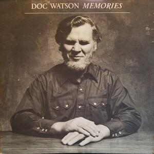 <i>Memories</i> (Doc Watson album) 1975 studio album by Doc Watson