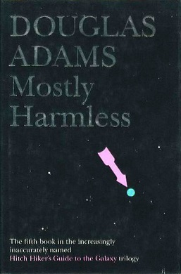 Image result for mostly harmless