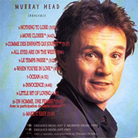 <i>Innocence</i> (Murray Head album) 1993 studio album by Murray Head