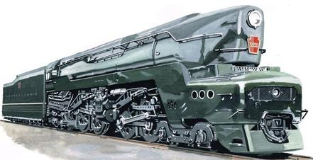 Pennsylvania Railroad 5550 - Wikipedia