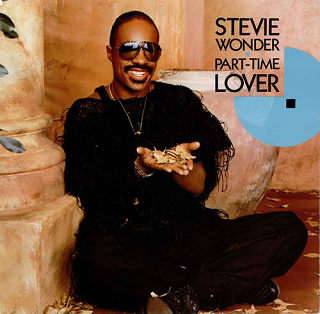 Part-Time Lover single by Stevie Wonder