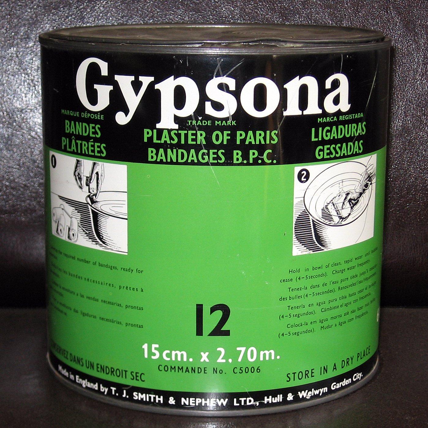 Gypsum Plaster Of Paris : Plaster of paris newhairstylesformen