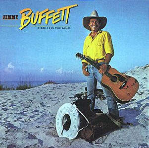 <i>Riddles in the Sand</i> album by Jimmy Buffett