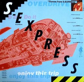 S'Express — Theme from S-Express (studio acapella)