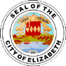Official seal of Elizabeth