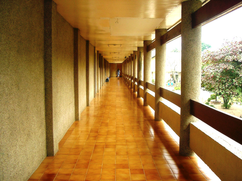 File Second Floor Of The Science Building Cebu City