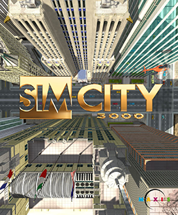 Picture of a game: Simcity 3000