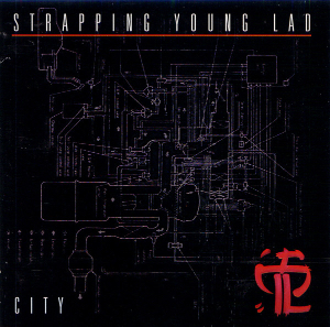 <i>City</i> (Strapping Young Lad album) 1997 studio album by Strapping Young Lad