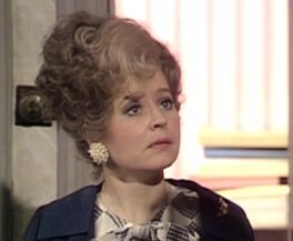 Sybil Fawlty Character from the BBC sitcom Fawlty Towers