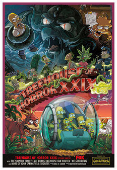 Treehouse Of Horror Xxix Wikipedia