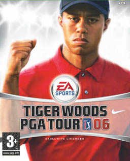 <i>Tiger Woods PGA Tour 06</i> 2005 video game