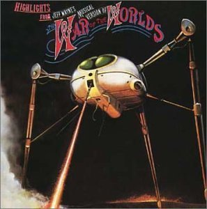 <i>Highlights from Jeff Waynes Musical Version of The War of the Worlds</i> album by Jeff Wayne