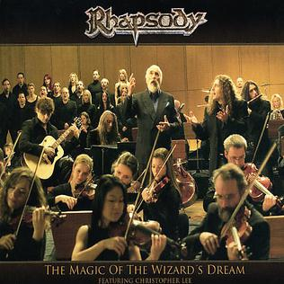 The Magic of the Wizards Dream 2005 single by Rhapsody of Fire