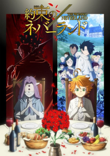 Image result for the promised neverland season 2