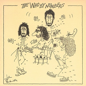 <i>The Who by Numbers</i> 1975 studio album by the Who