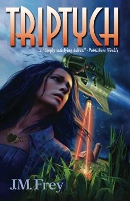 Triptych (Frey novel).jpg