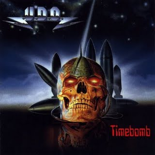 <i>Timebomb</i> (album) 1991 studio album by U.D.O.
