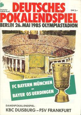 Dfb Pokal Finale Anstoß