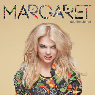 <i>Add the Blonde</i> 2014 studio album by Margaret