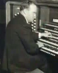 Alexander McCurdy organist and educator