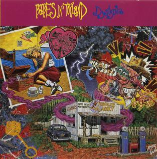<i>Dystopia</i> (Babes in Toyland album) 1994 compilation album by Babes in Toyland