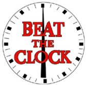 Beat the Clock logo