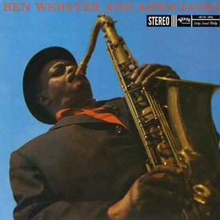 <i>Ben Webster and Associates</i> 1959 studio album by Ben Webster