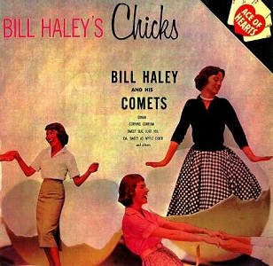 <i>Bill Haleys Chicks</i> 1959 studio album by Bill Haley and His Comets