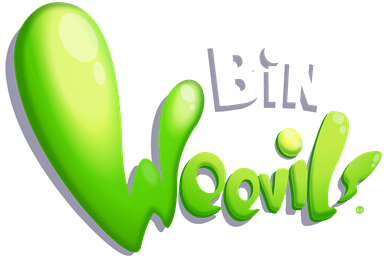 Binweevils Logo Dpi on External Engine