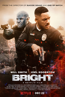 Image result for bright on netflix
