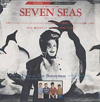 Seven Seas (song) 1984 single by Echo & the Bunnymen