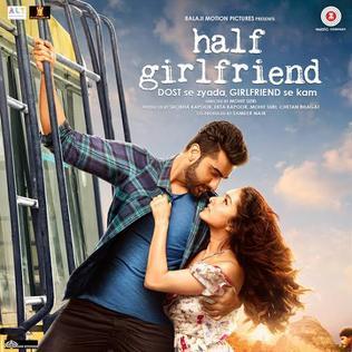 <i>Half Girlfriend</i> (soundtrack) 2017 soundtrack album by various artists