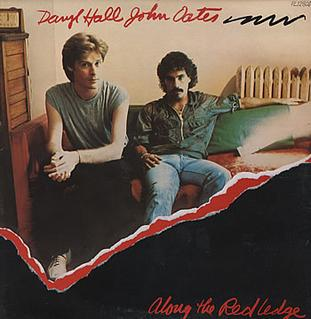 <i>Along the Red Ledge</i> 1978 studio album by Hall & Oates