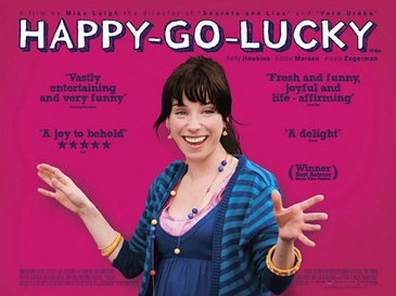Happy Go Lucky film poster