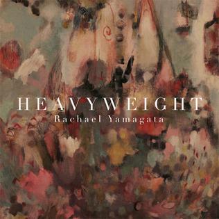 <i>Heavyweight EP</i> 2012 EP by Rachael Yamagata