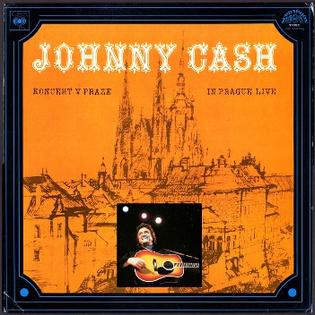 <i>Koncert v Praze (In Prague–Live)</i> 1983 live album by Johnny Cash
