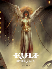 <i>Kult</i> (role-playing game) tabletop role-playing game