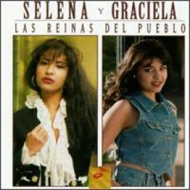 <i>Las Reinas Del Pueblo</i> 1995 greatest hits album by Selena and Graciela Beltrán