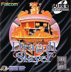 <i>Dragon Slayer: The Legend of Heroes</i> 1989 video game