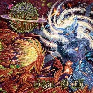 <i>Lugal Ki En</i> 2014 studio album by Rings of Saturn