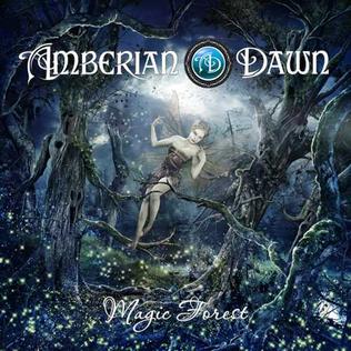 <i>Magic Forest</i> (album) 2014 studio album by Amberian Dawn