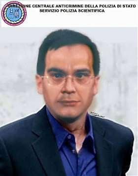 Photofit of fugitive Mafia boss Matteo Messina...