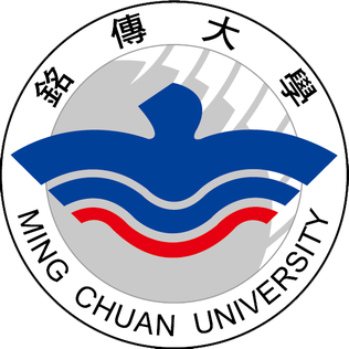 Ming Chuan University seal