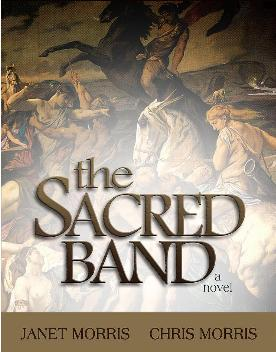 Book cover: The Sacred Band MorrisSacredBand.jpg
