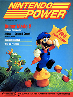 First issue of Nintendo Power