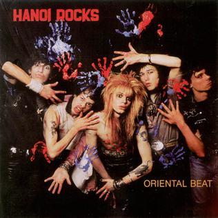<i>Oriental Beat</i> 1982 studio album by Hanoi Rocks